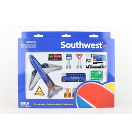 Daron Playset - Southwest Airlines - New Livery