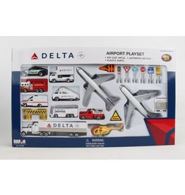Daron Playset - Delta - 25 Piece
