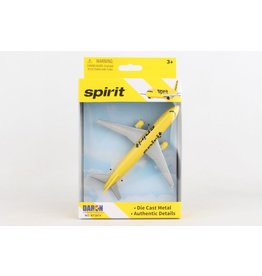 Daron Spirit Airlines - Single Plane