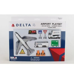 Daron Playset - Delta Airlines