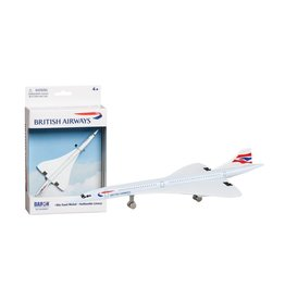 Daron British Airways Concorde - Single Plane