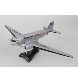 Daron 1/144 Douglas DC-3 TWA - Postage Stamp