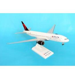 Daron 1/200 Delta B777-200 with Gear - 2007 Livery - SkyMarks