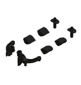 Arrma AR320458 - Front Body Mount Set TYPHON 4X4