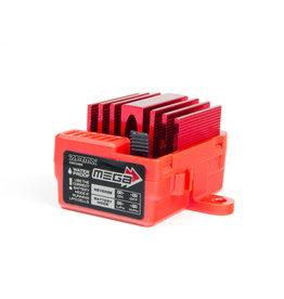 Arrma AR390068 - Mega Brushed 12T 2S ESC - Red