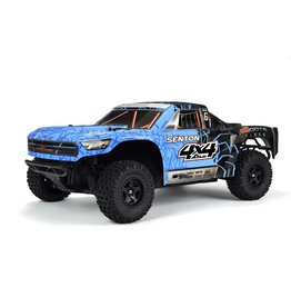 Arrma AR402247 - SENTON 4X4 BLX Painted Decaled Trimmed Body - Blue