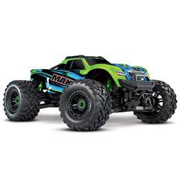 Traxxas 1/10 MAXX Brushless 4WD Monster Truck - Green