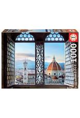 Educa Views of Florence - 1000 Piece Puzzle