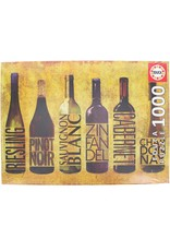 Educa All Wined Up - 1000 Piece Puzzle