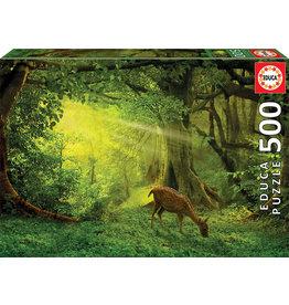 Educa Little Deer - 500 Piece Puzzle