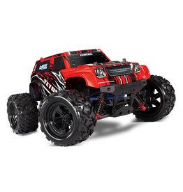 Traxxas 1/18 LaTrax Teton 4WD RTR Monster Truck - Red