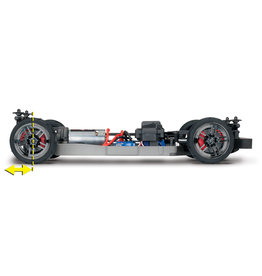Traxxas 1/10 R5 4-Tec 2.0 AWD Chassis with Brushed Power System