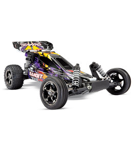 Traxxas 1/10 Bandit VXL RTR Brushless Buggy with TSM - Purple