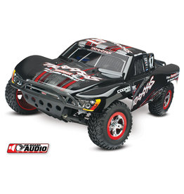Traxxas 1/10 Slash 2WD RTR Short Course Truck with On-Board Audio - Mike Jenkins #47