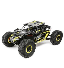 Losi 1/10 Rock Rey 4WD Brushless RTR with AVC - Yellow