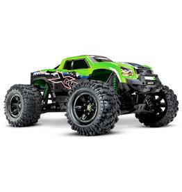 Traxxas 1/6 X-Maxx VXL 8S 4X4 Brushless 4WD RTR Monster Truck - GreenX