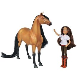 Breyer Spirit & Lucky Gift Set