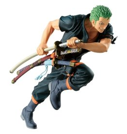 "Bandai Roronoa Zoro ""One Piece: Stampede"" - Ichiban Figure"