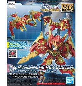 Bandai #18 Avalanche Rex Buster