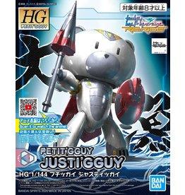 Bandai #23 Petit'gguy Justi'gguy