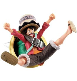 "Bandai Monkey D. Luffy ""One Piece: Stampede"" - Ichiban Figure"