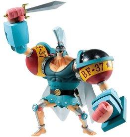"Bandai Franky ""One Piece: Stampede"" - Ichiban Figure"