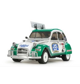 Tamiya 1/10 Citroen 2 CV Rally Kit - M-05Ra Chassis