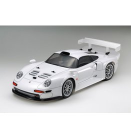 Tamiya 47443 - 1/10 1996 Porsche 911 GT1 Kit - TA-03R-S Chassis