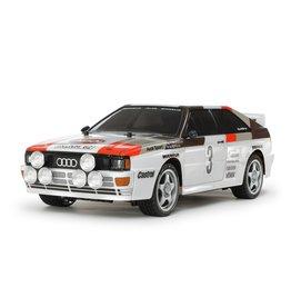 Tamiya 1/10 Audi Quattro A2 Kit - TT-02 Chassis