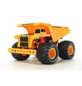 Tamiya 1/24 Heavy Dump Truck Kit - GF-01 Chassis