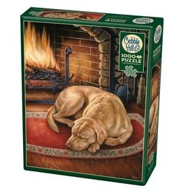 Cobble Hill Home Is Where the Dog Is - 1000 Piece Puzzle