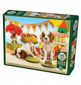 Cobble Hill Every Dog Has Its Day - 1000 Piece Puzzle