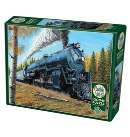 Cobble Hill Santa Fe 3751 - 1000 Piece Puzzle