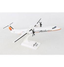 Daron 1/100 Alaska Q400 Horizon Retro - SkyMarks