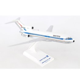 Daron 1/150 United 727-100 Museum of Flight - SkyMarks