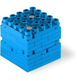 Metomics Mind3 - Blue - Metal Building Block Set