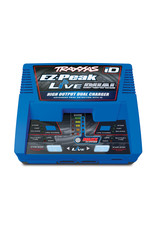 Traxxas 2973 - EZ-Peak® Live Dual 26+ amp NiMH/LiPo Fast Charger with iD®