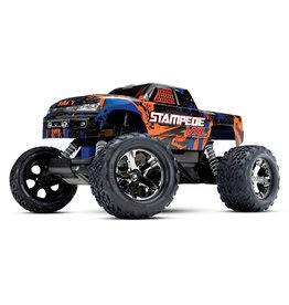 Traxxas 1/10 Stampede VXL Brushless RTR 2WD Monster Truck - Orange