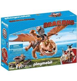 Playmobil 9460 - Fishlegs and Meatlug