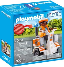 Playmobil 70052 - Rescue Balance Racer