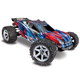 Traxxas 1/10 Rustler 4X4 VXL Brushless RTR 4WD Stadium Truck - Blue