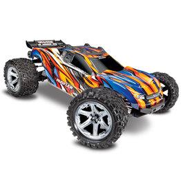 Traxxas 1/10 Rustler 4X4 VXL Brushless RTR 4WD Stadium Truck - Orange