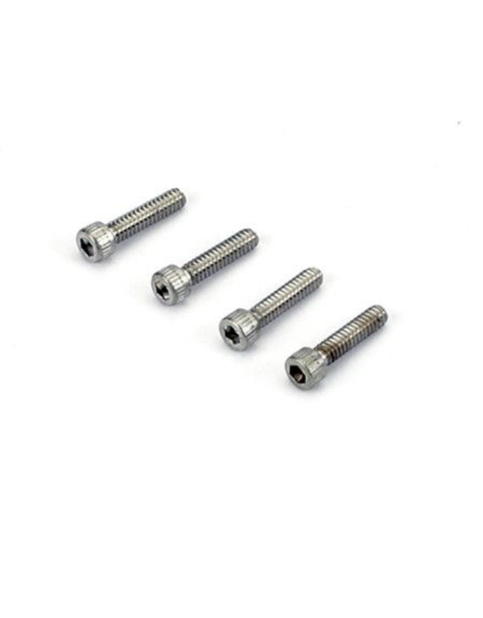 Dubro 3115 - Stainless Steel Socket Head Cap Screws 4-40 x 1/2