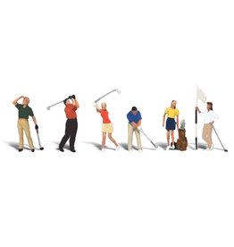 Woodland Scenics A1907 - Golfers