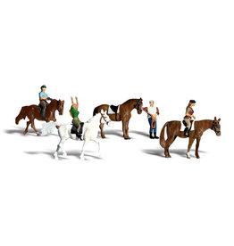 Woodland Scenics A1889 - Horseback Riders