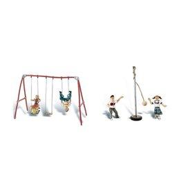 Woodland Scenics A1943 - Playground Fun