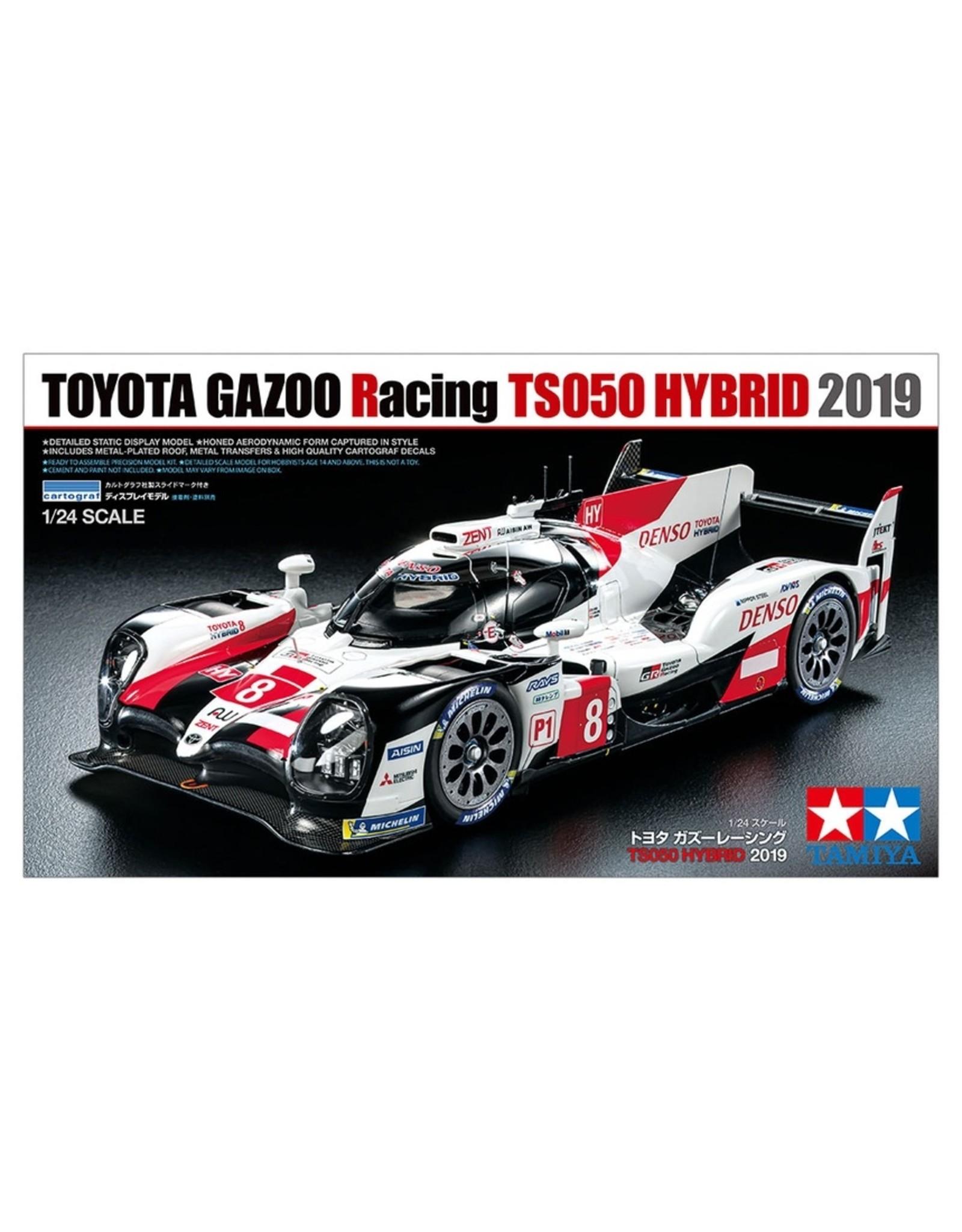 Tamiya 25421 - 1/24 Toyota Gazoo Racing TS050 Hybrid 2019