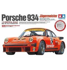 Tamiya 12055 - 1/12 Porsche 934 Jägermeister