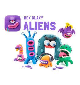 Hey Clay Hey Clay - Aliens