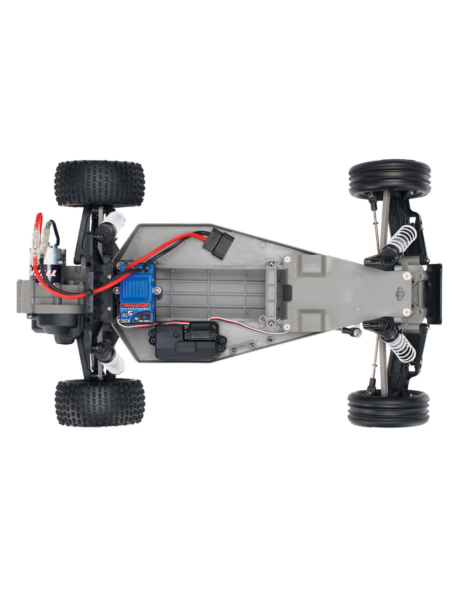 Traxxas 1/10 Bandit XL-5 RTR 2WD Buggy - Red